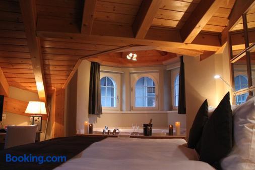Hotel Albatros Zermatt - Zermatt - Bedroom