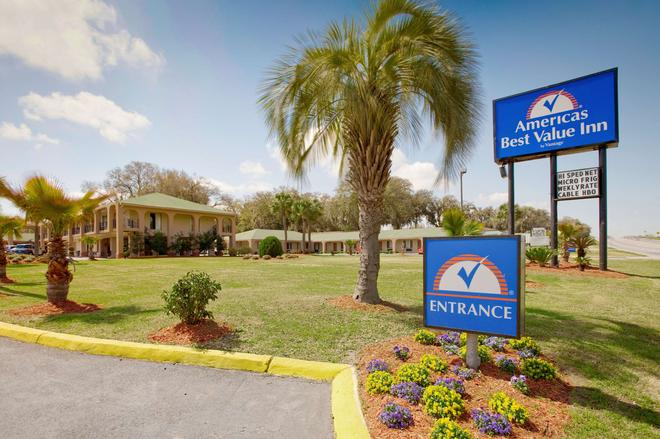 Americas Best Value Inn-Savannah - Savannah - Building