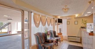 Americas Best Value Inn Savannah - סאוואנה - לובי