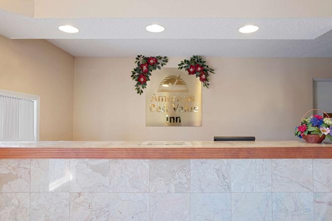 Americas Best Value Inn-Savannah - Savannah - Front desk