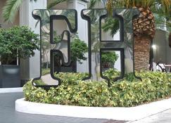 Fortune House Hotel Suites - Miami - Udsigt
