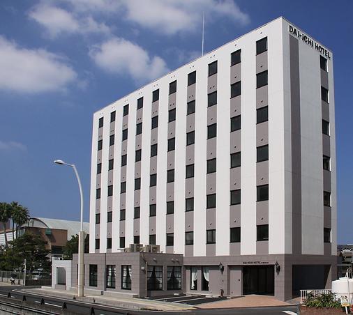 Kagoshima Daiichi Hotel Kishaba - Kagoshima - Edificio