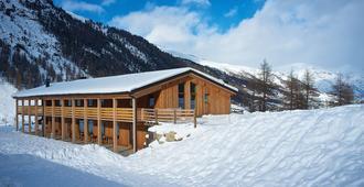 Agriturismo La Tresenda Mountain Farm - Livigno - Building