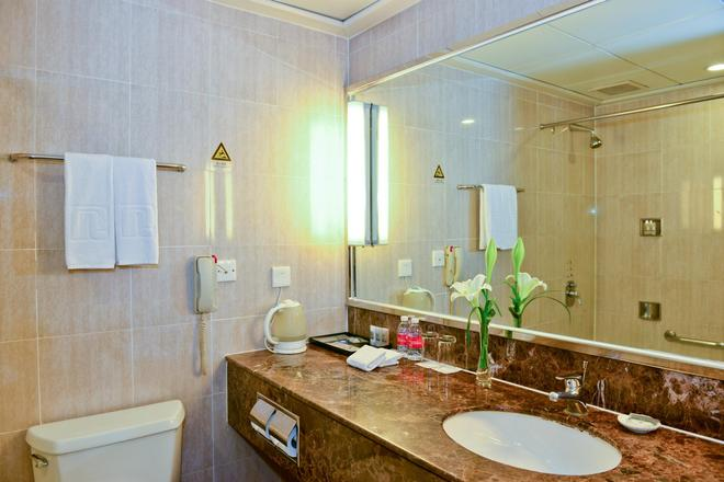 Regal Shanghai East Asia Hotel - Shanghai - Kylpyhuone
