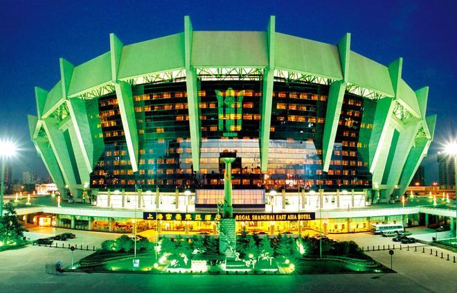 上海富豪東亞酒店上海 - 上海 - 建築