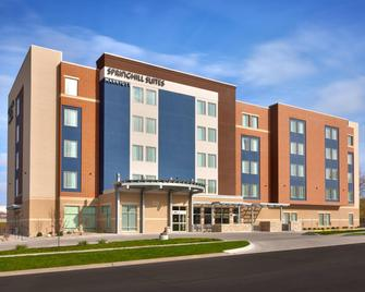 SpringHill Suites by Marriott Coralville - Коралвилль - Здание