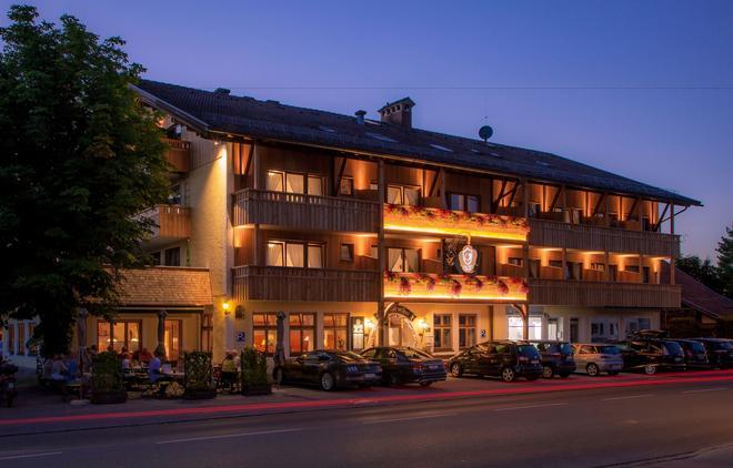 Landgasthof Zur Post - Schwangau - Rakennus