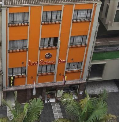 Hotel Bolivar Plaza Manizales - Manizales - Bâtiment