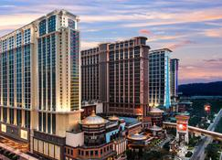 The St. Regis Macao, Cotai Strip - Macao - Edificio