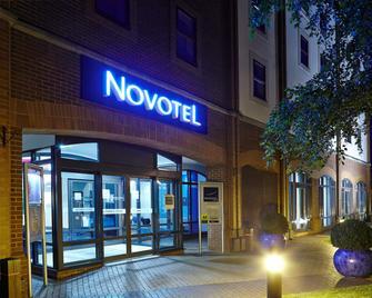 Novotel Ipswich Centre - Ipswich - Building