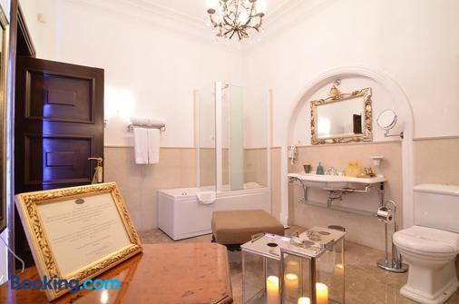 Scala Boutique Hotel - Bucharest - Bathroom