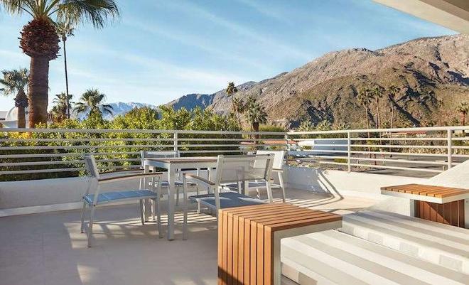 Movie Colony Hotel - Palm Springs - Balcony