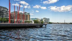 Grand Canal Hotel - Dublin - Udsigt