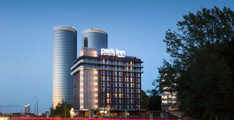Park Inn by Radisson Valdemara, Riga - Рига - Здание