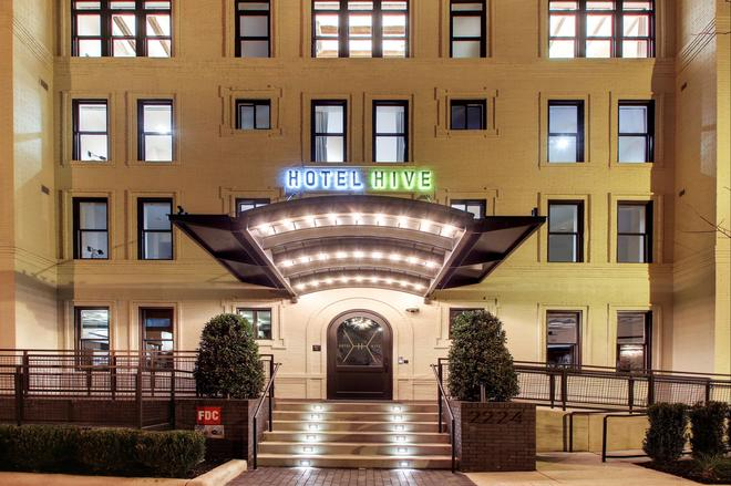 Hotel Hive - Washington - Rakennus