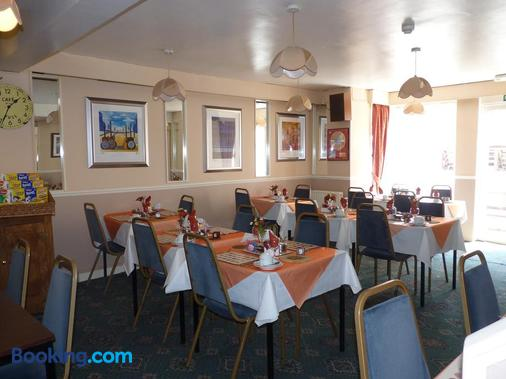 The Avon - Blackpool - Restaurant