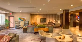 Courtyard Greensboro Airport - Greensboro - Lounge