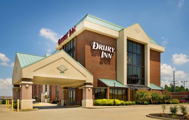 Drury Inn Paducah - Paducah - Rakennus