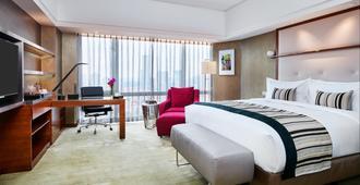 Intercontinental Hotels Shanghai Pudong - Shanghai - Bedroom