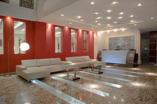 Casben Hotel - Loja - Lobby