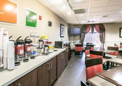 Comfort Suites Hwy 249 at Louetta - Houston - Ravintola