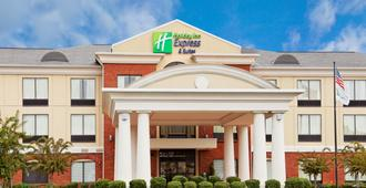 Holiday Inn Express & Suites Tupelo - טופלו