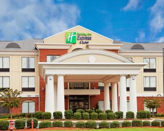 Holiday Inn Express & Suites Tupelo - Тупело - Building