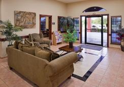 Americas Best Value Inn and Suites San Benito - San Benito - Lobby