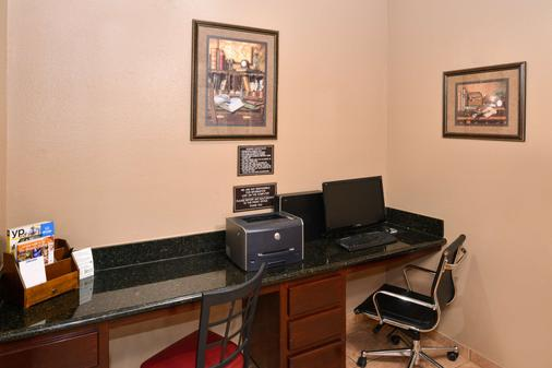 Americas Best Value Inn and Suites San Benito - San Benito - Business Center