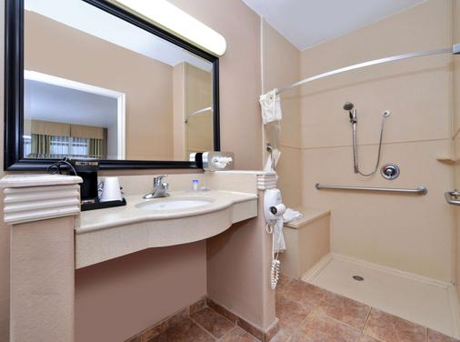 Americas Best Value Inn and Suites San Benito - San Benito - Schlafzimmer