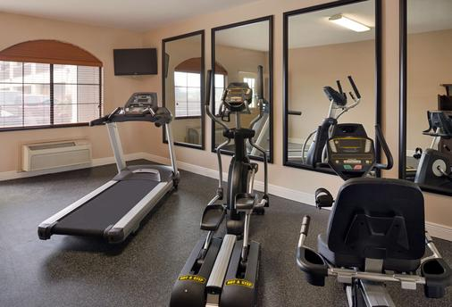 Americas Best Value Inn and Suites San Benito - San Benito - Fitnessbereich