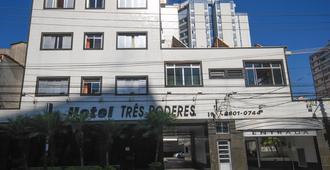 Hotel Três Poderes - Sao Paulo - Building
