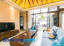 Sanya Haitang Bay Mushe Villa - Sanya - Living room