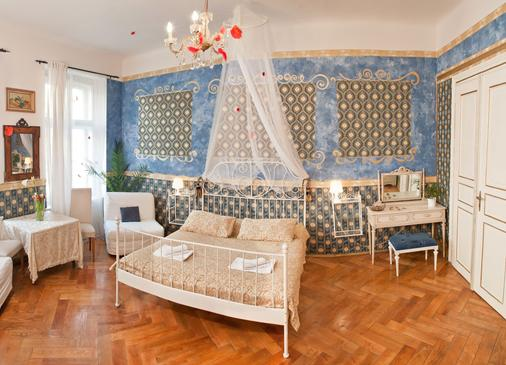 Old Time Hotel - ปราก - ห้องนอน