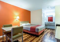 Motel 6 East Ridge Tn - Chattanooga - Phòng ngủ