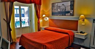 Hotel Rio - Milaan - Slaapkamer