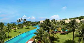 Sofitel Krabi Phokeethra Golf And Spa Resort - Thị trấn Krabi - Bể bơi