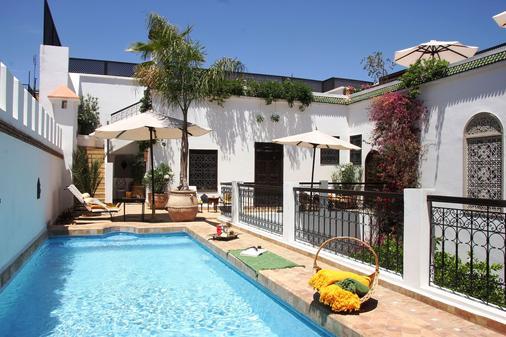 Riad Clémentine - Marrakesh - Pool