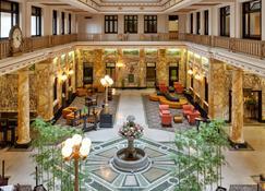 Radisson Lackawanna Station Hotel - Scranton - Lobby