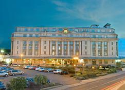 Radisson Lackawanna Station Hotel - Scranton - Rakennus