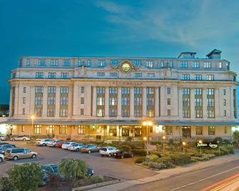 Radisson Lackawanna Station Hotel - Scranton - Building
