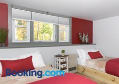 The Warren Lodge - Warren - Bedroom