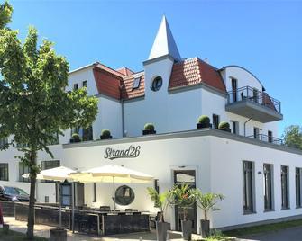 Hotel Strand26 - Nienhagen - Gebouw