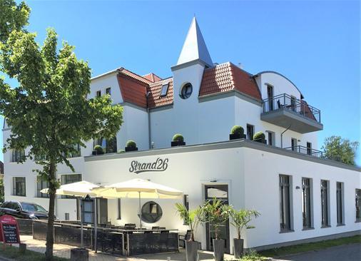 Hotel Strand26 - Nienhagen - Building