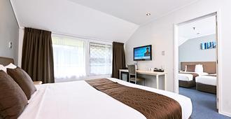 Mount Richmond Hotel - Auckland - Bedroom