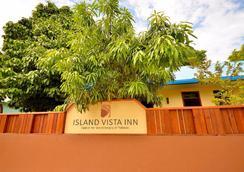 Island Vista Inn - Ukulhas - Außenansicht