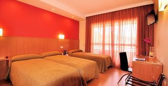 هوتل مايا - اليكانتي - غرفة نوم