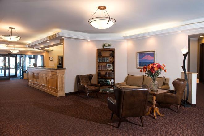 Sophie Station Suites - Fairbanks - Lobby