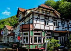 Hotel Zur Luppbode - Thale - Building
