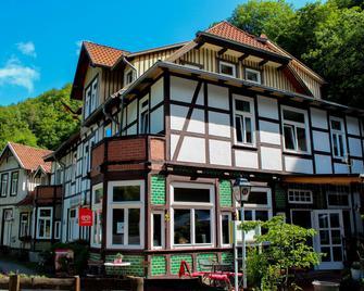 Hotel Zur Luppbode - Thale - Gebouw